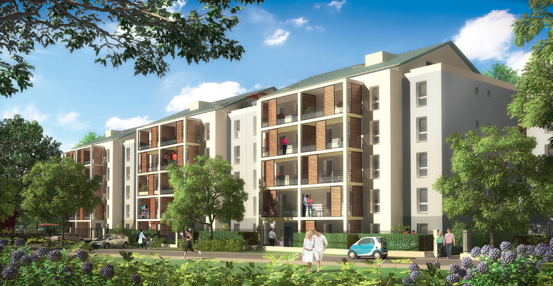 Achat appartement pinel tassin lots programme immobilier for Achat appartement programme neuf