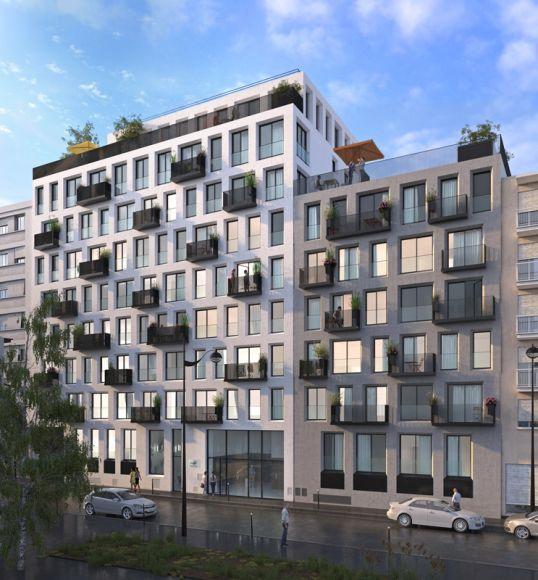 programme neuf villeurbanne gratte ciel pour projet d'investissement immobilier