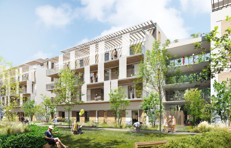 Programme immobilier saint priest centre construction neuve