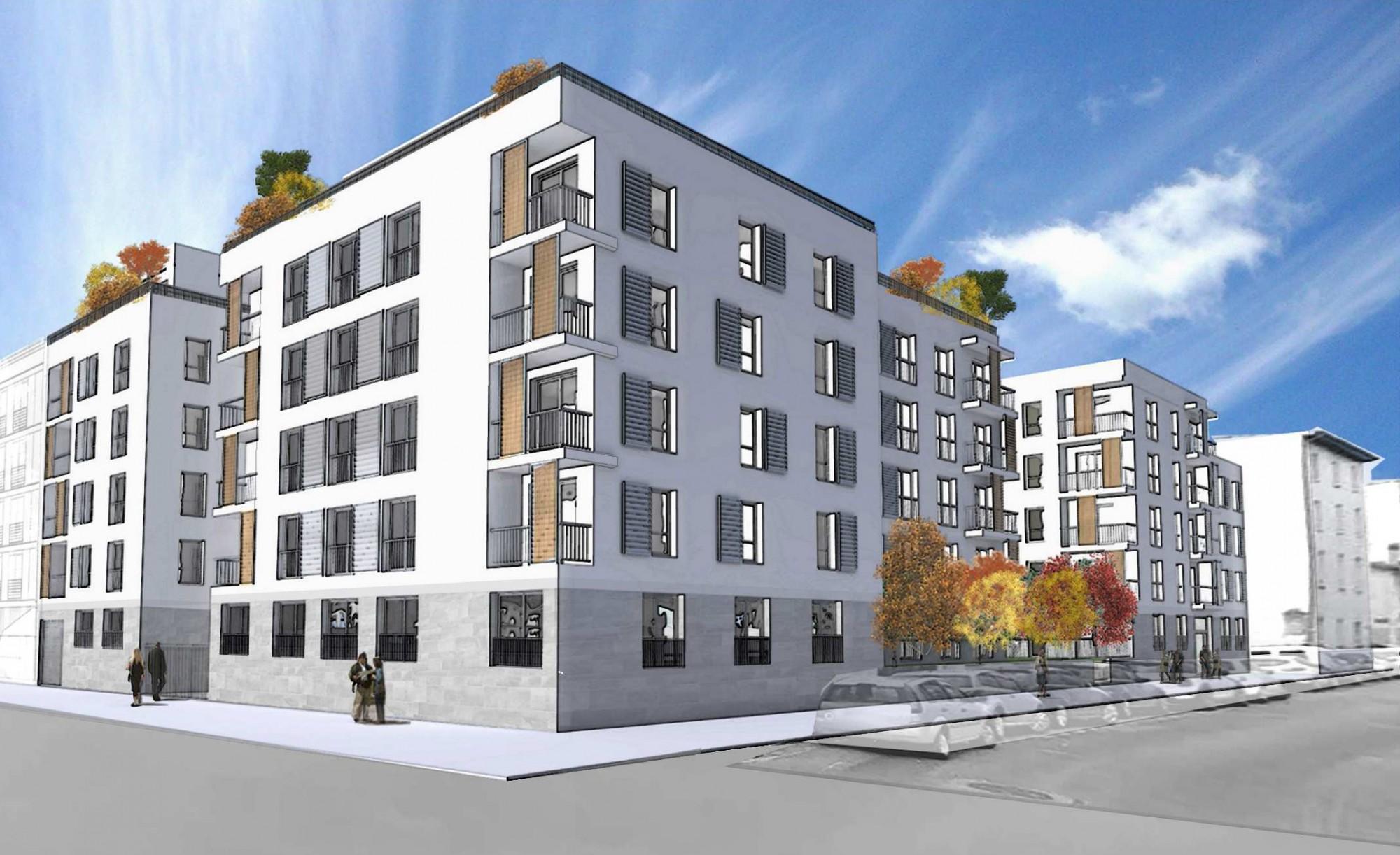 programme immobilier lyon 7 sp cial investisseurs bien situ quartier jean mac programmes neufs. Black Bedroom Furniture Sets. Home Design Ideas