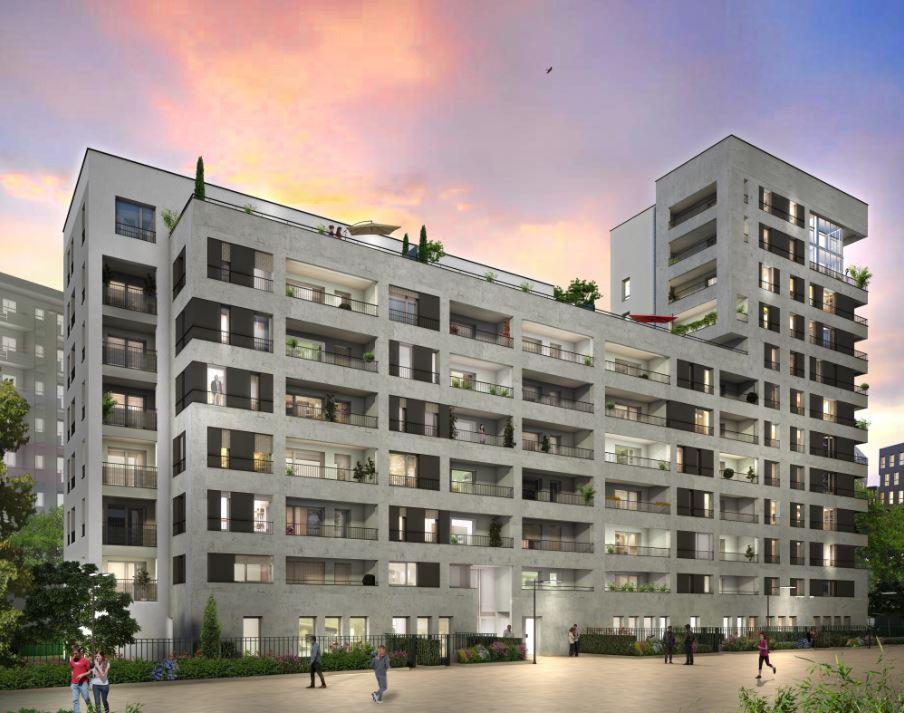R ussir son investissement locatif pinel lyon avec le for Programme immobilier neuf 2017
