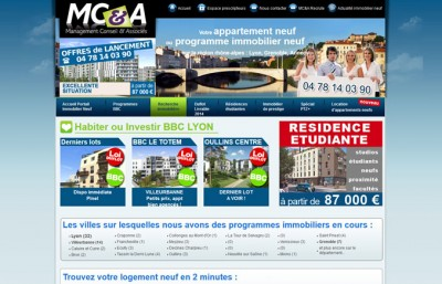 MonLogementNeuf, le plus grand catalogue en immobilier neuf