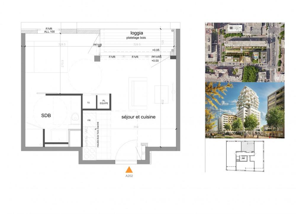 investir dans un programme neuf pour louer lyon 69 programme immobilier neuf lyon mca patrimoine. Black Bedroom Furniture Sets. Home Design Ideas