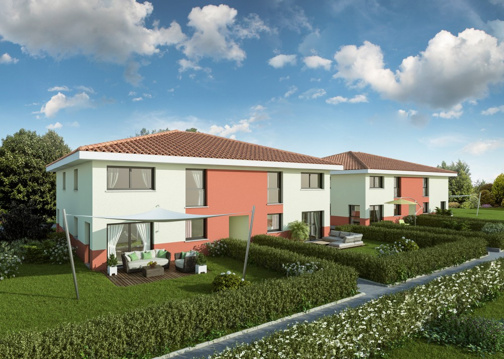 Programme immobilier Mions
