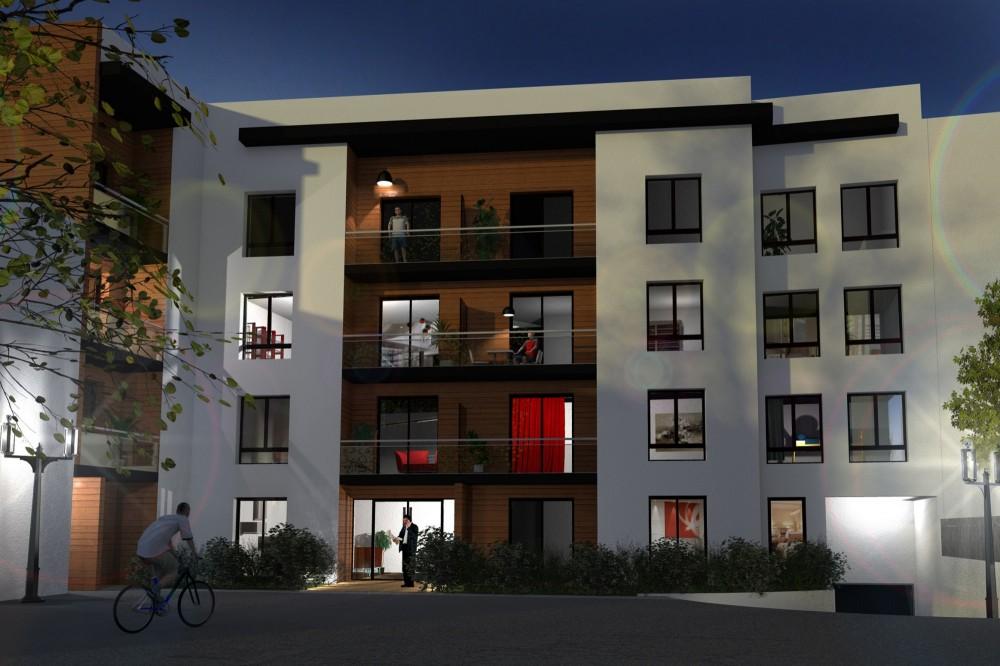 investir dans un programme neuf pour louer oullins 69600 programme immobilier neuf lyon mca. Black Bedroom Furniture Sets. Home Design Ideas