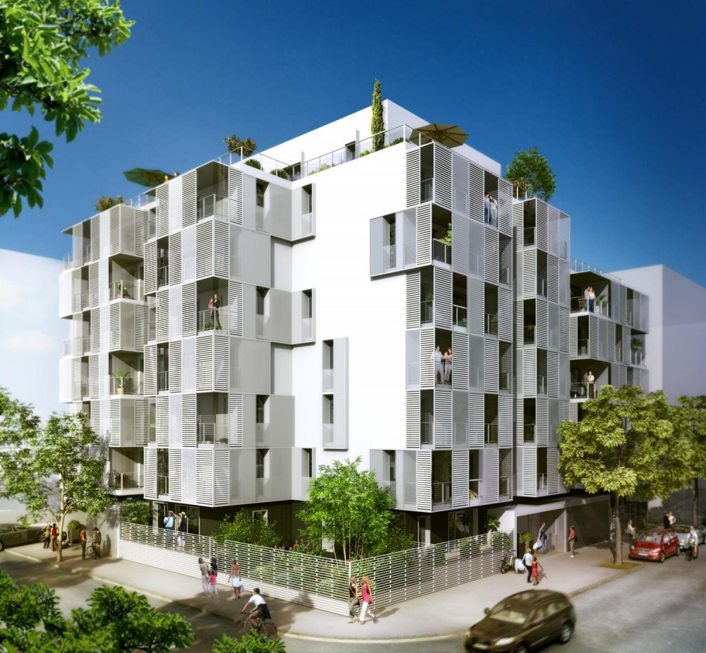 achat programme immobilier Lyon 3