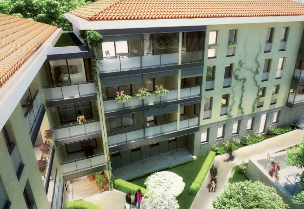 Programme immobilier à Ecully livrable 2016