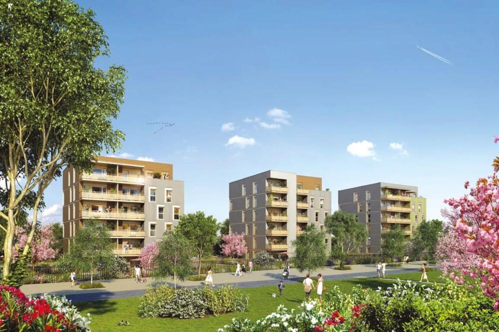 résidence calme et modernier dans le quartier de Castellane